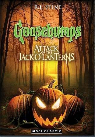Goosebumps: Attack Of The Jack-O-Lanterns (DVD)