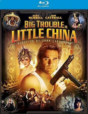 Big Trouble In Little China (Blu-ray Disc)