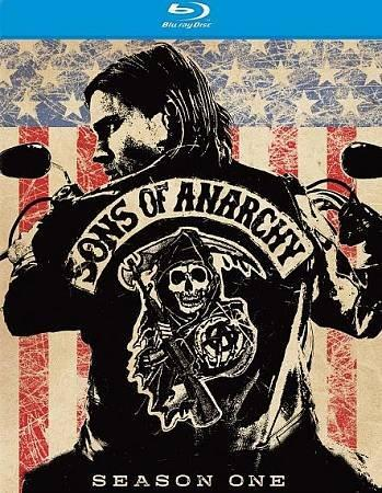 Sons Of Anarchy: Season 1 (Blu-ray Disc)