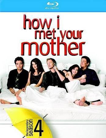 How I Met Your Mother: Season 4 (Blu-ray Disc)