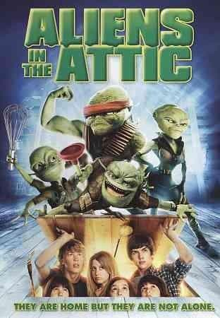 Aliens In The Attic (DVD)