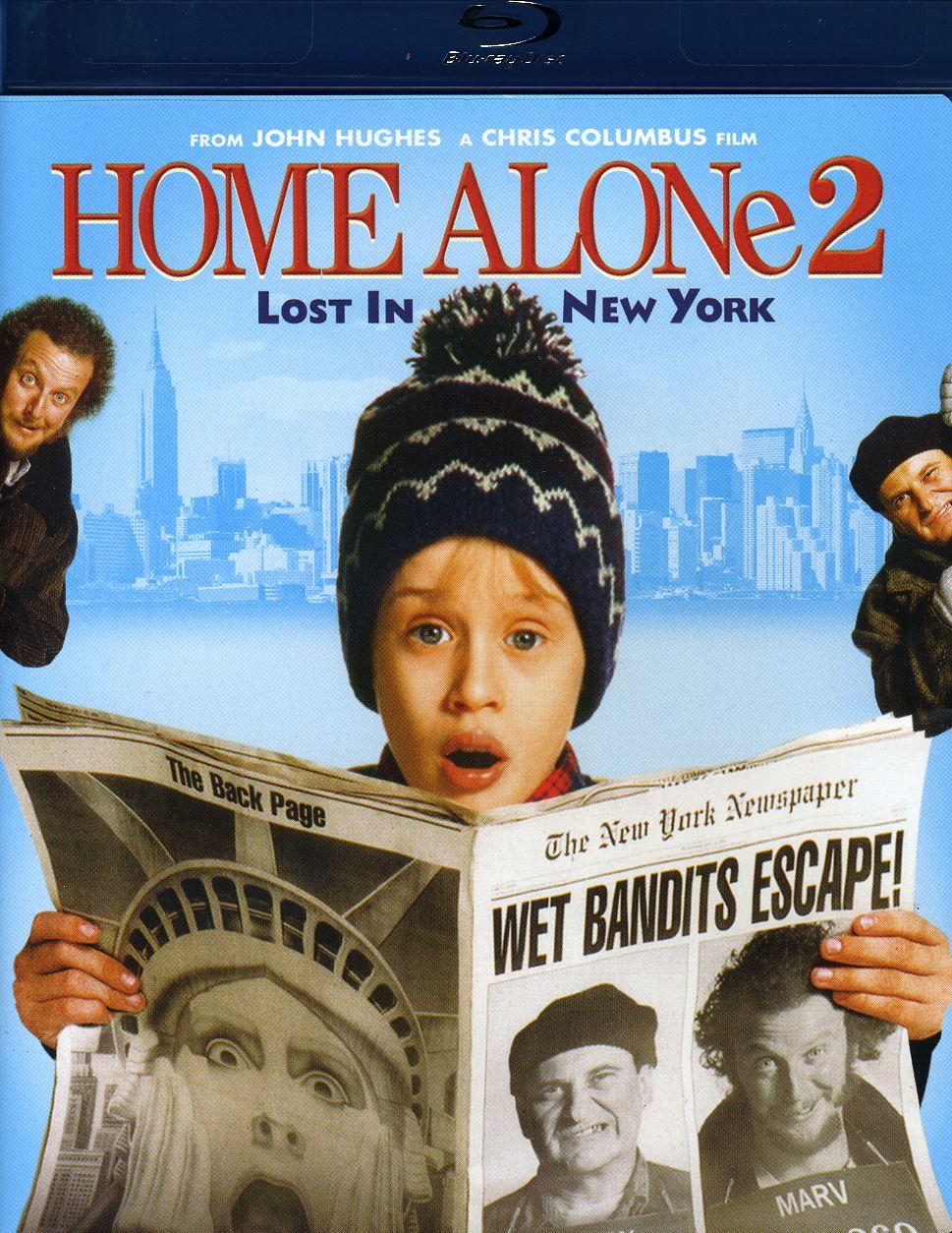 Home Alone 2 (Blu-ray Disc)