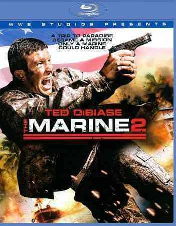 The Marine 2 (Blu-ray Disc)