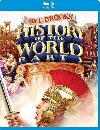 History Of The World Part 1 (Blu-ray Disc)