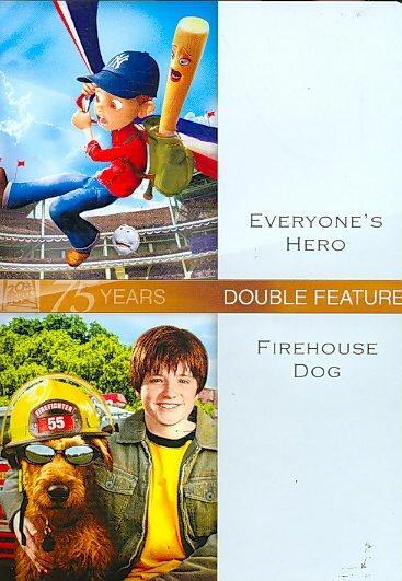 Everyone's Hero/Firehouse Dog (DVD)