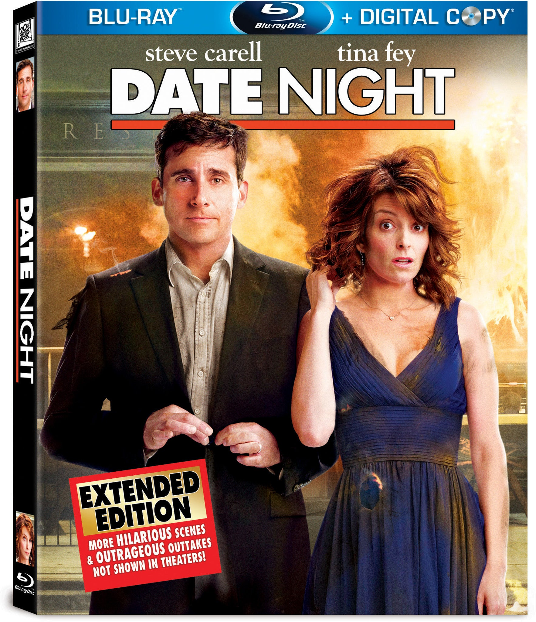 Date Night (Blu-ray Disc)