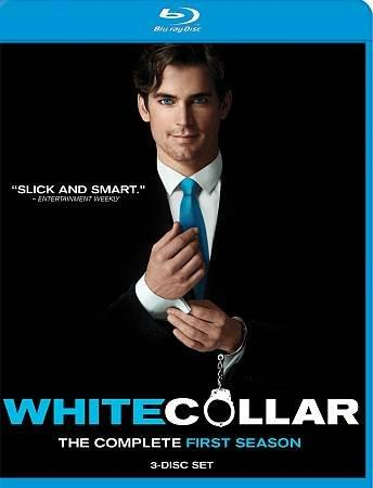 White Collar: The Complete First Season (Blu-ray Disc)