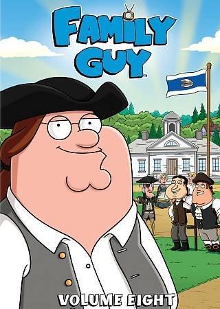 Family Guy Vol. 8 (DVD)