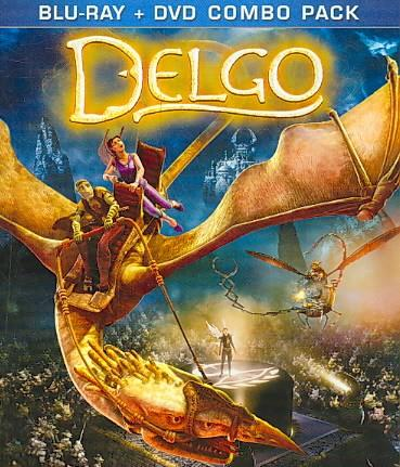 Delgo (Blu-ray/DVD)
