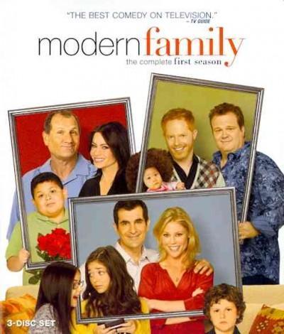 Modern Family: Season 1 (Blu-ray Disc)