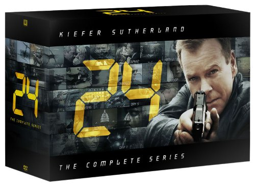 24: The Complete Series (DVD)