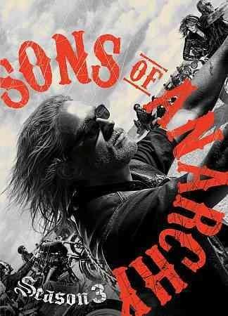 Sons Of Anarchy: Season 3 (DVD)