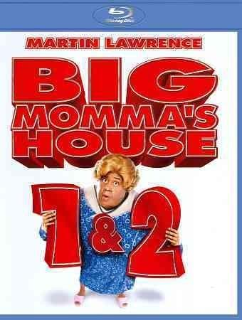 Big Momma's House/Big Momma's House 2 (Blu-ray Disc)