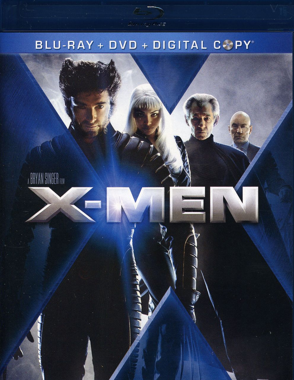 X-Men (Blu-ray/DVD)