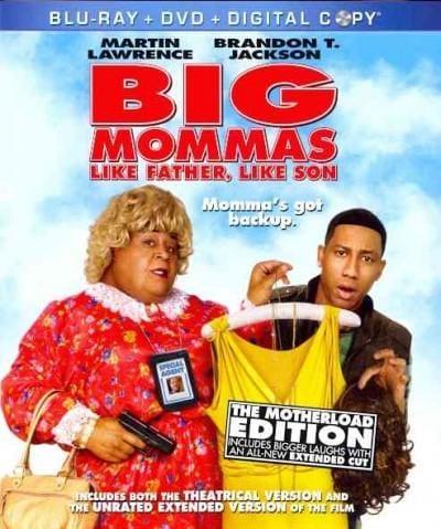 Big Mommas: Like Father, Like Son (Blu-ray/DVD)