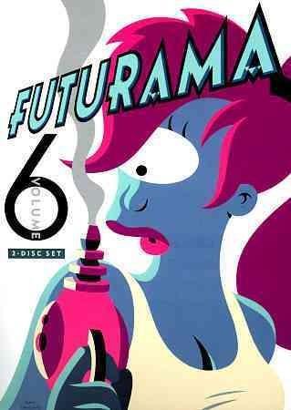 Futurama: Vol. 6 (DVD)