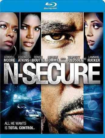 N-Secure (Blu-ray Disc)