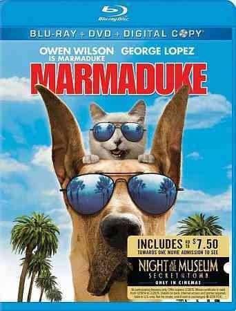 Marmaduke (Triple Play) (Blu-ray/DVD)