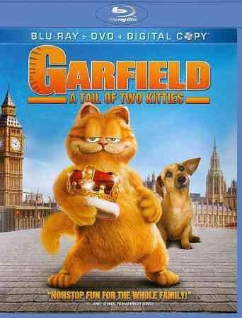 Garfield: A Tail Of Two Kitties (Triple Play) (Blu-ray/DVD)