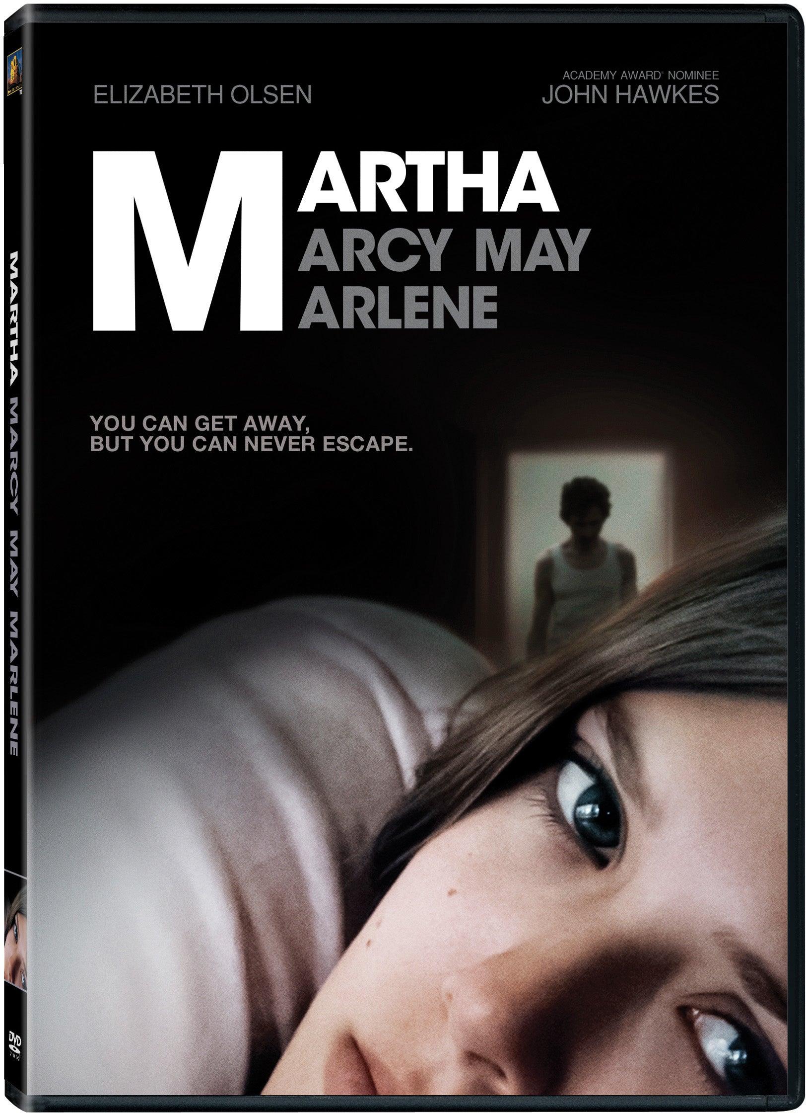 Martha Marcy May Marlene (DVD)