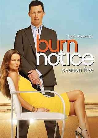 Burn Notice: Season 5 (DVD)