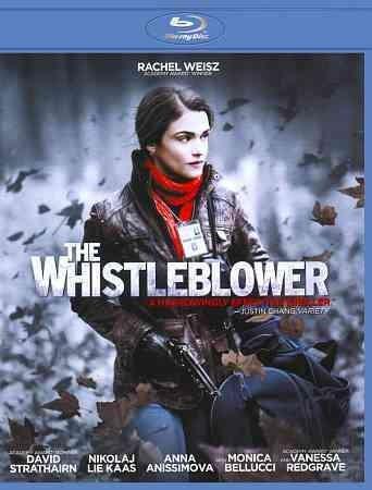 The Whistleblower (Blu-ray Disc)