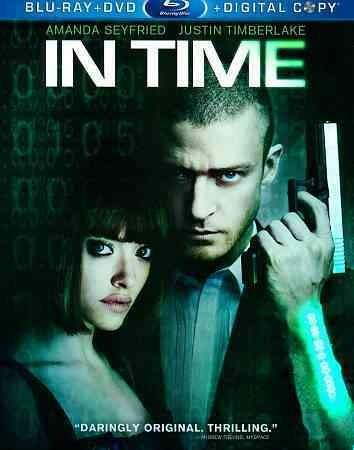 In Time (Blu-ray/DVD) - Thumbnail 0