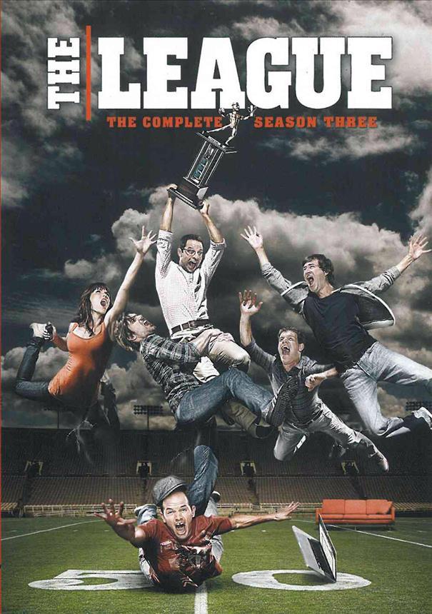 The League: Season 3 (DVD)