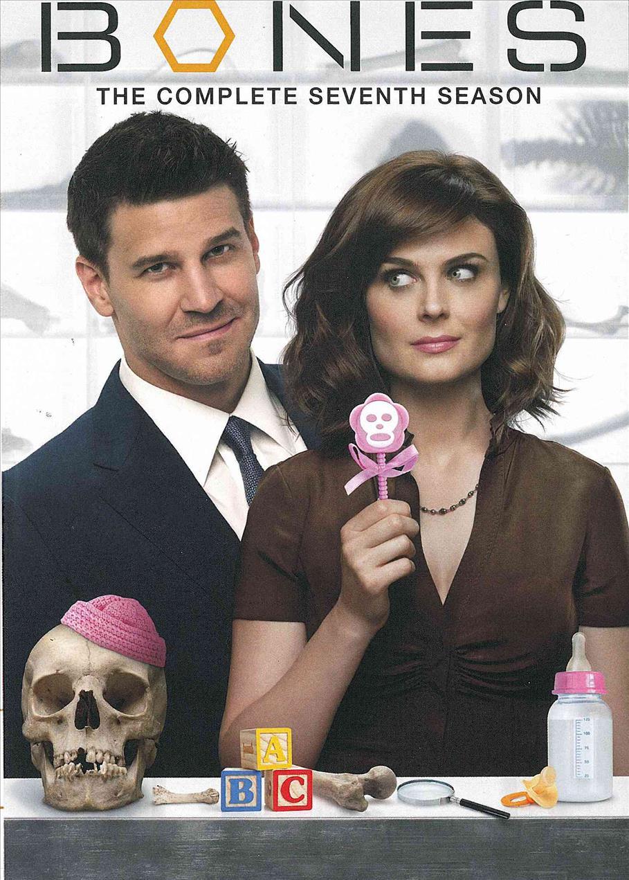 Bones: Season 7 (DVD)