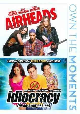 Airheads/Idiocracy (DVD)