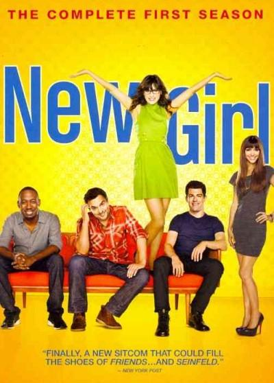 New Girl: Season 1 (DVD)