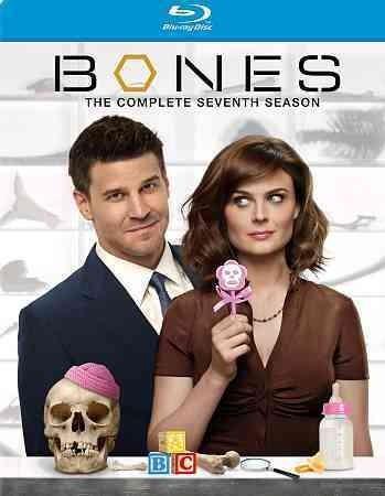 Bones: Season 7 (Blu-ray Disc)