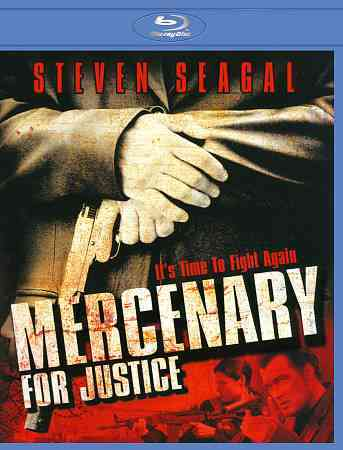 Mercenary For Justice (Blu-ray Disc)