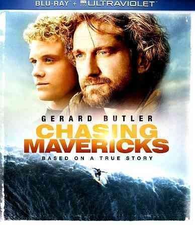 Chasing Mavericks (Blu-ray Disc)
