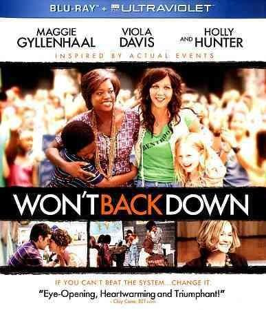 Won't Back Down (Blu-ray Disc)