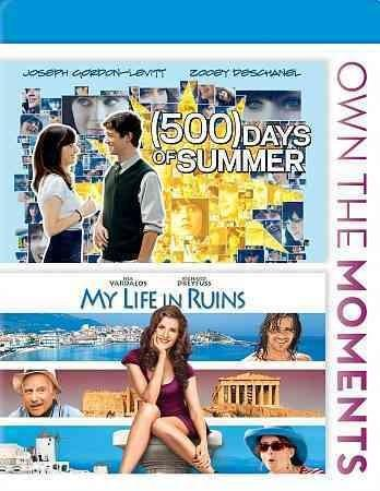 500 Days Of Summer/My Life In Ruins (Blu-ray Disc)