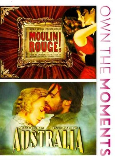 Moulin Rouge/Australia (DVD)
