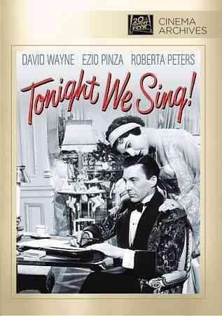 Tonight We Sing (DVD)