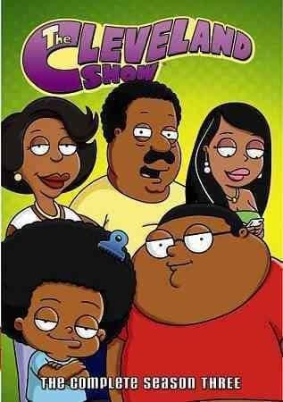 The Cleveland Show Season 3 (DVD)