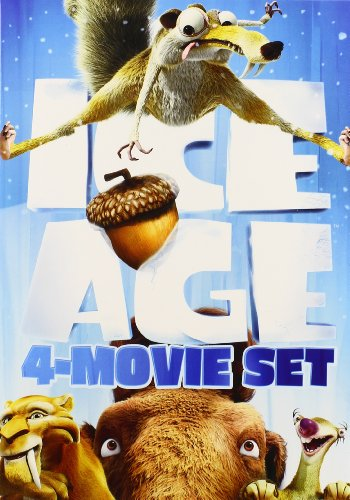 Ice Age 4 Movie Set (DVD)