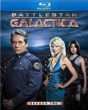 Battlestar Galactica: Season Two (Blu-ray Disc)
