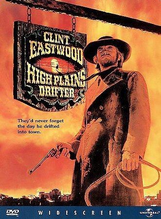 High Plains Drifter (DVD)