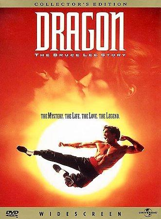 Dragon: The Bruce Lee Story (DVD)