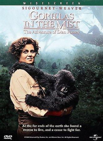 Gorillas In The Mist (DVD)