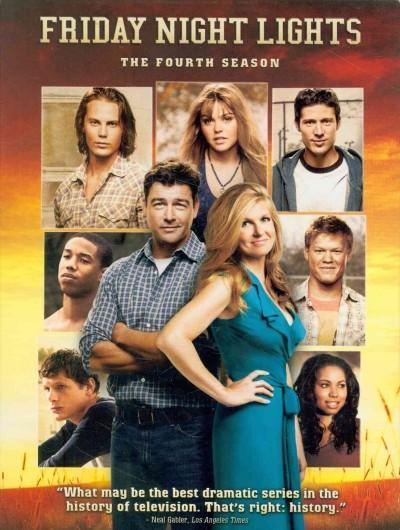 Friday Night Lights: The Fourth Season (DVD)