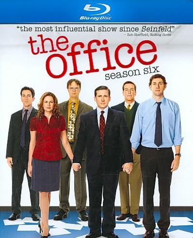 The Office: Season Six (Blu-ray Disc)