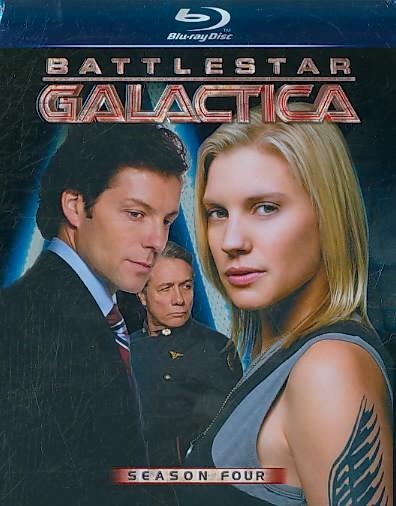 Battlestar Galactica: Season 4.0 (Blu-ray Disc)