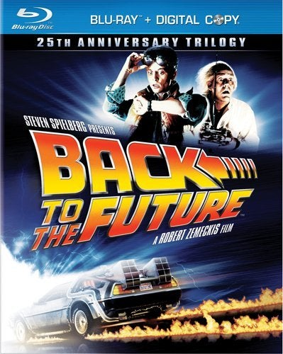 Back to the Future: 25th Anniversary Trilogy (Blu-ray Disc)