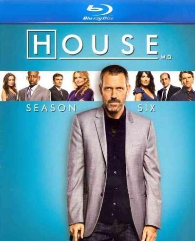 House: Season Six (Blu-ray Disc)