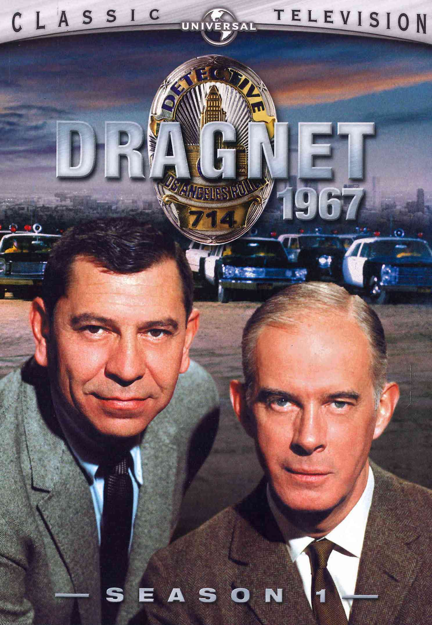 Dragnet 1967: Season 1 (DVD)